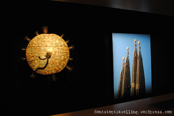 Campanas de Gaudí / Fotografía de Beatriz Lizana